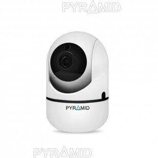 IP AI camera PYRAMID PYR-SH200XA-AI, WIFI, microSD slot, microphone