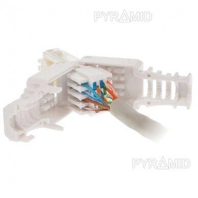 Modulaarpistik HAND RJ-45 (M) UTP 3