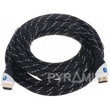 KABELIS HDMI-5.0-PP 5.0 m