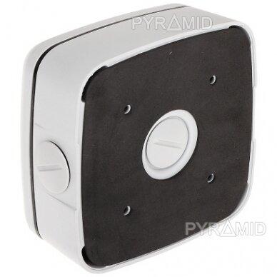 Kameros laidų jungiamoji dėžutė - montavimo bazė B330, balta 3