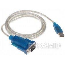 KONVERTERIS USB/RS232-1.5M