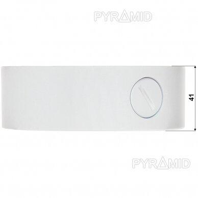 Kaamera klamber B200W, valge 5