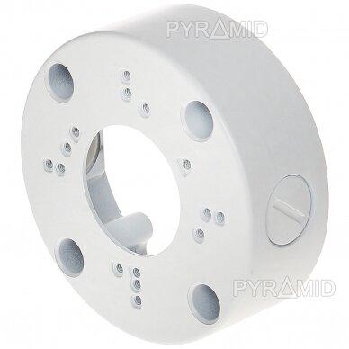 Kupolinės kameros montavimo bazė B200W, balta
