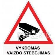 Kviečiame registruoti savo vaizdo stebėjimo kameras policijoje