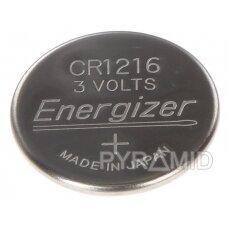 LIČIO BATERIJA BAT-CR1216 ENERGIZER