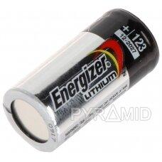 LIČIO BATERIJA BAT-CR123A/E*P2 3 V CR123A ENERGIZER
