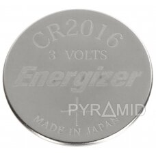 LIČIO BATERIJA BAT-CR2016-LITHIUM*P2 ENERGIZER