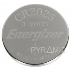 LIČIO BATERIJA BAT-CR2025-LITHIUM*P2 ENERGIZER
