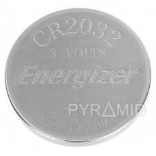 LIČIO BATERIJA BAT-CR2032-LITHIUM*P2 ENERGIZER
