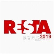 Longse kameros parodoje Resta 2019