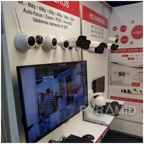 Longse kameros parodoje SuperNamai 2018
