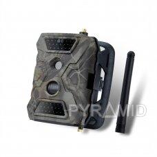Medžiotojų kamera Willfine 2.6CM, 52° kampas, GSM (MMS), 20m IR, 12Mp foto, 1080p video