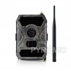 Medžiotojų kamera Willfine 3.0CG, 100° kampas, 3G, 15m IR, 12Mp foto, 1080p video, App kontrolė