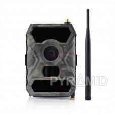 Mednieka kamera Willfine 3.CG, 52° leņķis, 3G, 15m IR, 12MP foto, 1080p video