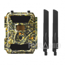 Medžiotojų kamera Willfine 4.0CS, 100° kampas, 4G, GPS, 20m IR, 24Mp foto, 1080p video, App foto peržiūra