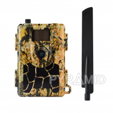 Medžiotojų kamera Willfine 4.8CG, 58° kampas, 4G, 20m IR, 24Mp foto, 1080p video, App kontrolė