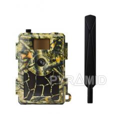 Medžiotojų kamera Willfine 4.8CS, 52° kampas, 4G, 20m IR, 24Mp foto, 1080p video, App foto peržiūra