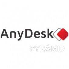 Nuotolinė pagalba internetu per AnyDesk