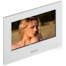 PATALPŲ VIDAUS SKYDELIS Wi-Fi / IP DS-KH6320-WTE1-W Hikvision