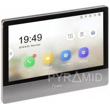 PATALPŲ VIDAUS SKYDELIS Wi-Fi / IP DS-KH8350-WTE1/EU Hikvision