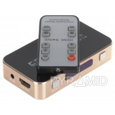 PERJUNGIKLIS HDMI-SW-4/1-2.0