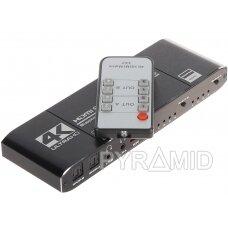 PERJUNGIKLIS HDMI-SW-4/2-MATRIX