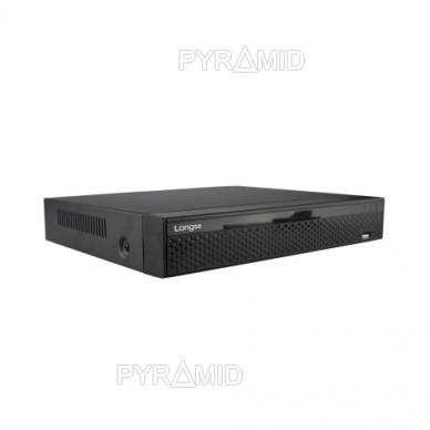 Pentabridinis 8 kamerų vaizdo įrašymo įrenginys Longse XVRDKA3108DB, iki 8Mp AHD, iki 8Mp IP 3
