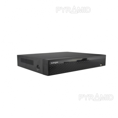 Pentabridinis 4 kamerų vaizdo įrašymo įrenginys Longse XVR2004HD, iki 5Mp AHD, iki 5Mp IP 2