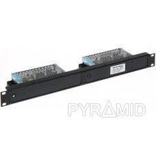 RACK MAITINTUVAS ZR12-100X2 2 x 12 V DC 2 x 8.5 A