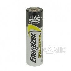 Šarminė baterija AA/LR6 ENERGIZER Industrial, 1,5V