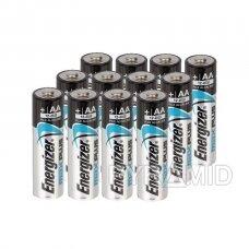 Šarminės baterijos ypač ilgo tarnavimo AA/LR6 ENERGIZER MAXPLUS, 1,5V, 12 vnt.
