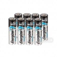 Šarminės baterijos ypač ilgo tarnavimo AA/LR6 ENERGIZER MAXPLUS, 1,5V, 8 vnt.