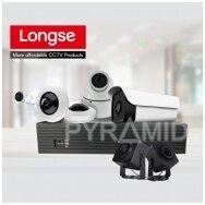 Stebėjimo kameros ir jų tipai