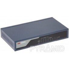 SWITCH POE DS-3E0108P-E 8 PRIEVADŲ Hikvision