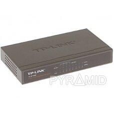 SWITCH POE TL-SF1008P 8 PRIEVADŲ TP-LINK