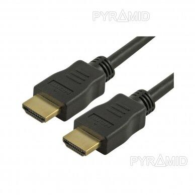 Kabelis HDMI (A-A) 1,5m