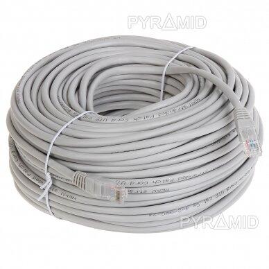 Tinklo kabelis UTP RJ-45 50m 2