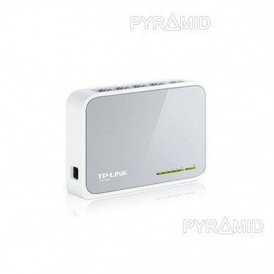 Switch 10/100Mbps 5 port