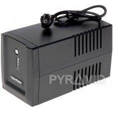 UPS MAITINTUVAS UT1500E-FR/UPS 1500 VA CyberPower