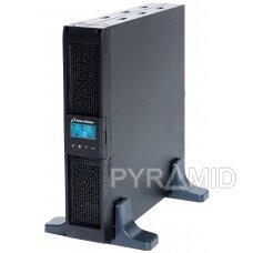 UPS MAITINTUVAS VI-1000-RT/LCD 1000 VA