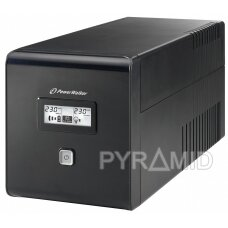 UPS MAITINTUVAS VI-1000/LCD 1000 VA