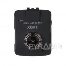 Vaizdo registratorius Xblitz Black Bird 2.0 GPS 1080P, su mikrofonu