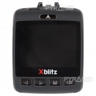 Vaizdo registratorius Xblitz Black Bird 2.0 GPS 1080P, su mikrofonu 2