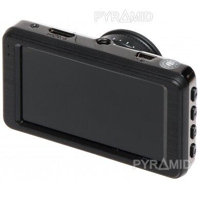 Vaizdo registratorius Xblitz Ghost 1080P, su mikrofonu 3