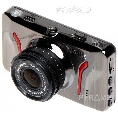Vaizdo registratorius Xblitz Ghost 1080P, su mikrofonu 2