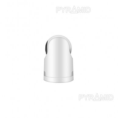 Valdoma IP kamera Pyramid PYR-SH200TC, 2Mpix, WIFI, MicroSD jungtis, SmartLife app 4