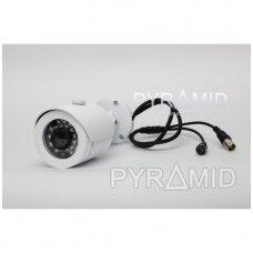 Tik viena vaizdo stebėjimo kamera?