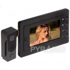 Video domofono rinkinys Comwei Z1B