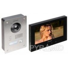 VIDEO DOMOFONO RINKINYS DS-KIS701-B-D Hikvision