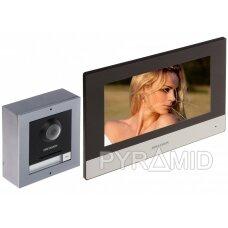 VIDEO DOMOFONO RINKINYS DS-KIS702 Hikvision